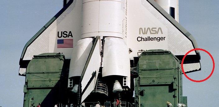 Challenger 51-L 1/144 18649411