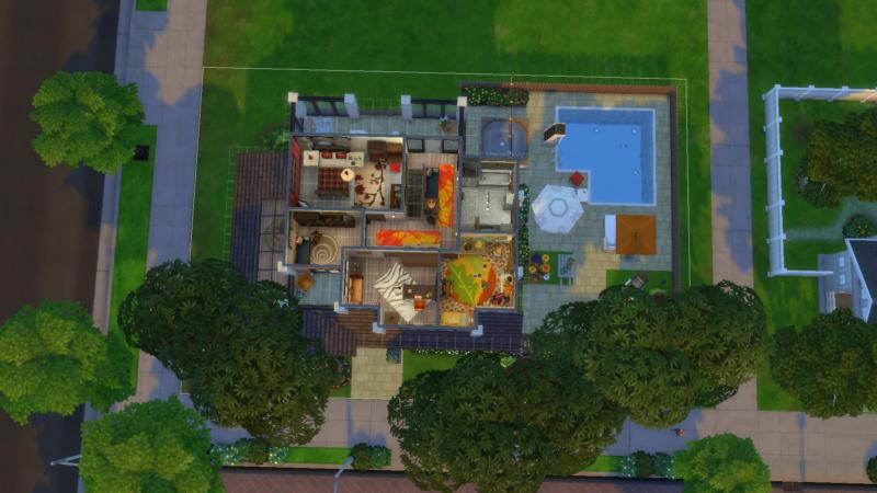 Dům s přesným rozvržením  26_e9_11