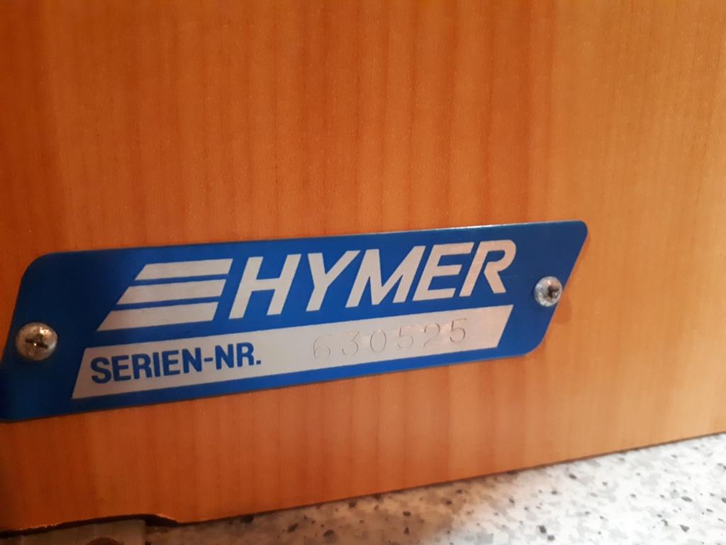 Plaque constructeur Eriba / Hymer [Post Photos] - Page 16 20180710
