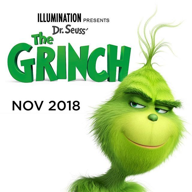 Quels  sorties de films attendez-vous avec impatience au cinéma en 2018 ? Grinch10