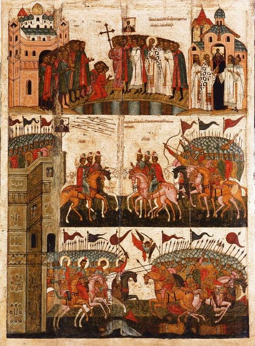 7 Églises d'Apocalypse c'est toute l'humanité maintenant, partie 1 Battle11