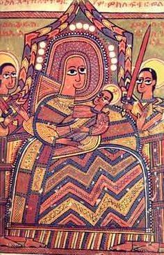 7 Églises d'Apocalypse c'est toute l'humanité maintenant, partie 1 Ethioe11