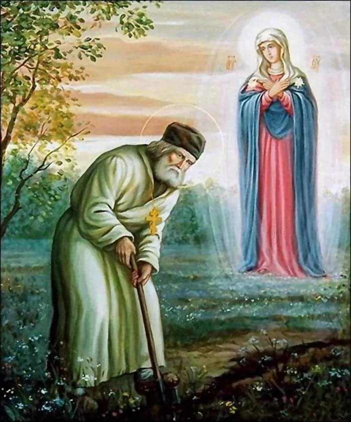 Message de Jésus-Christ pour le monde - 13 mars 2020 Seraph12
