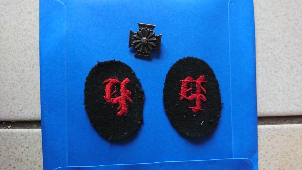 Trouvé avec medailles francaise ww1  Dsc_0926