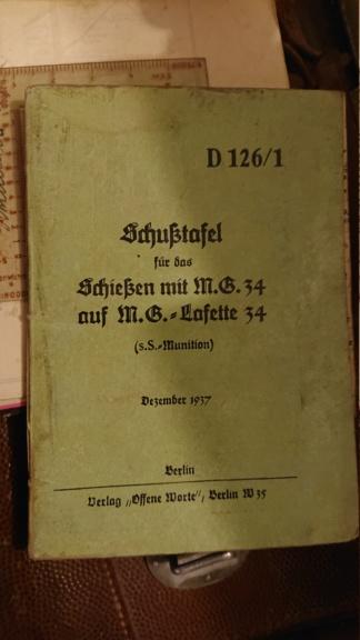 Papier allemand ww2  Dsc_2011