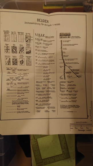 Papier allemand ww2  Dsc_2013