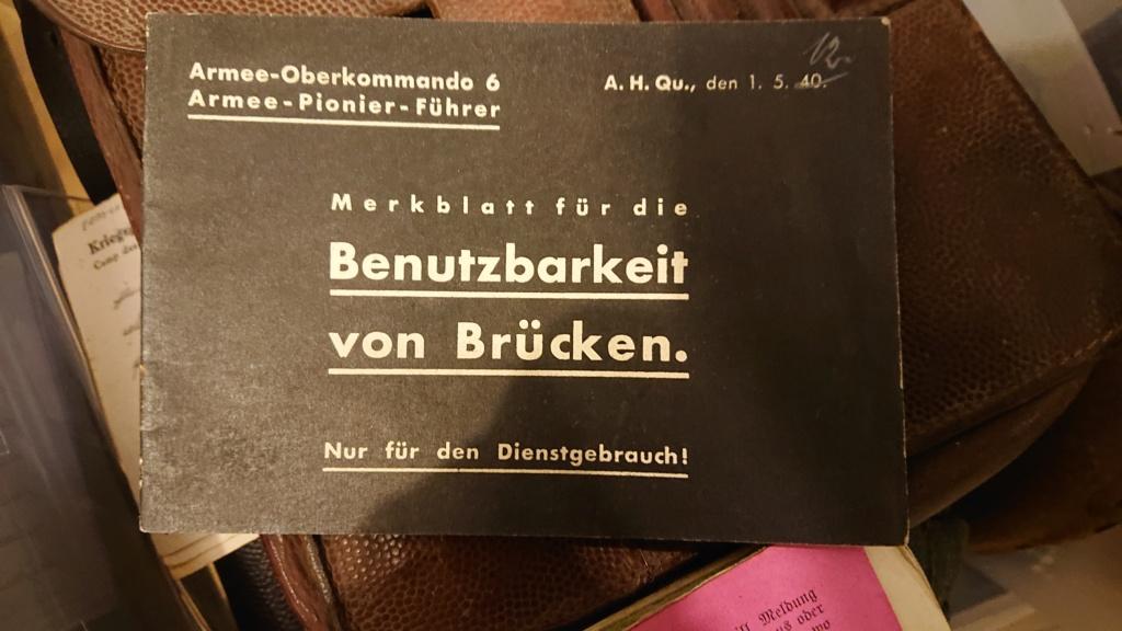 Papier allemand ww2  Dsc_2016