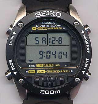 Seiko M705 vs S800 Scuba10