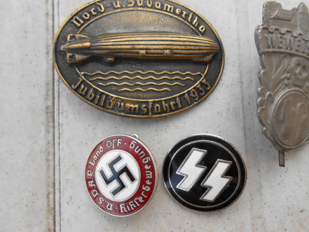 authentification badge nsdap Puro6310