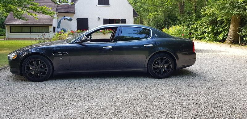 Quattroporte S 4.7 GTS Look - 2008  20180710