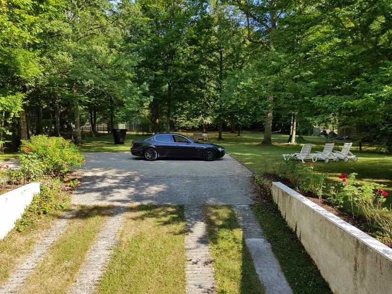 Quattroporte S 4.7 GTS Look - 2008  20180712