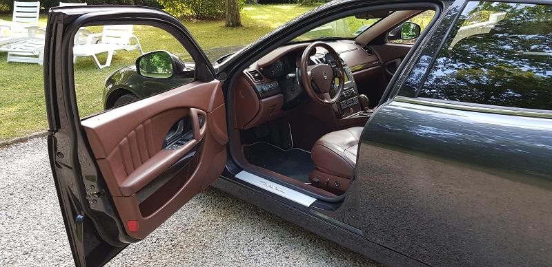 Quattroporte S 4.7 GTS Look - 2008  20180715