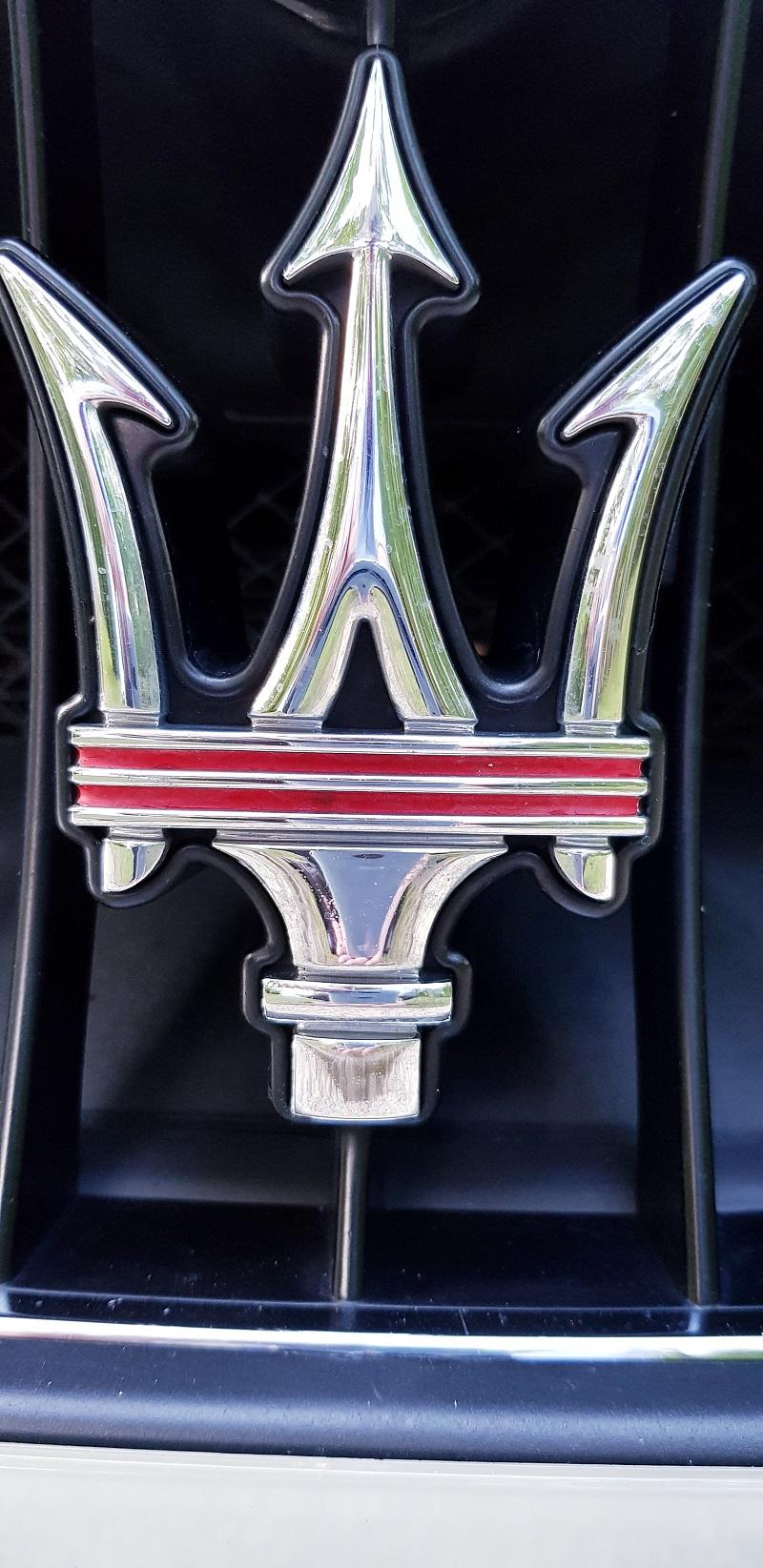 Quattroporte S 4.7 GTS Look - 2008  20180718