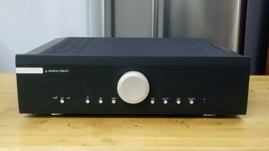 Musical Fidelity M6si Integrated Amplifier Whatsa21