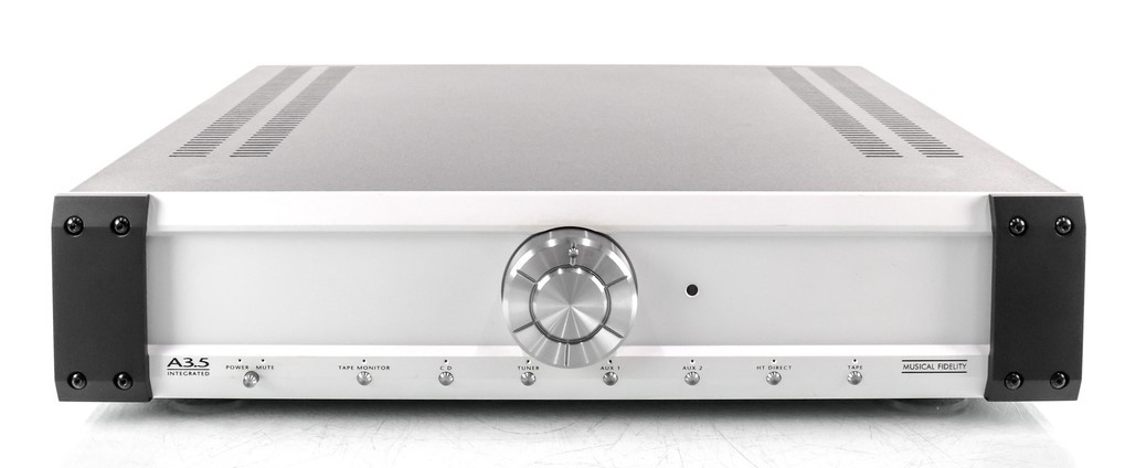 Musical Fidelity A3.5 intergrated amp sold Whatsa25