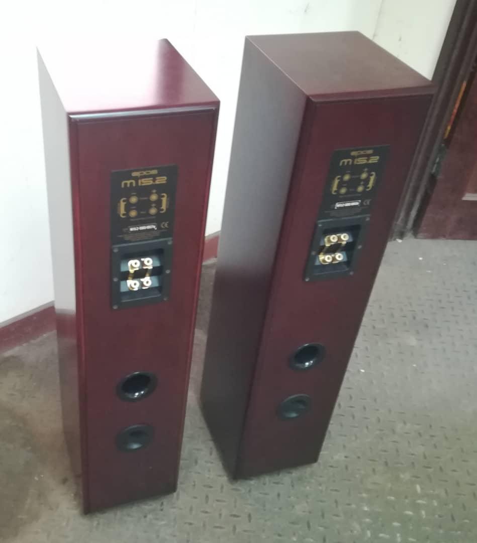 Epos M15.2 floorstanding speaker(sold) Yeo_2011