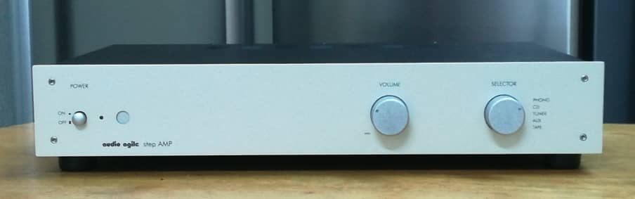 Audio Agile Step Integrated Amplifier Yeo_2014