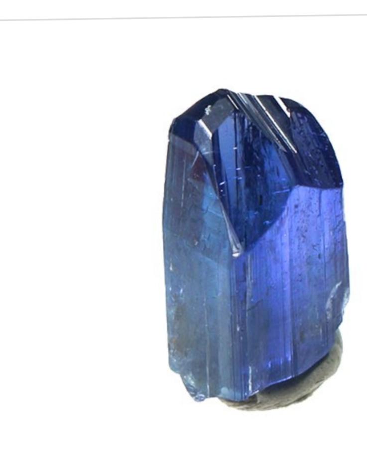 Taille d'une tanzanite - 2.51 ct 20200433