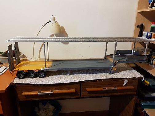 Os presento mi Scania y mi portacoches  20181220