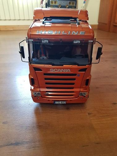 Os presento mi Scania y mi portacoches  20190120