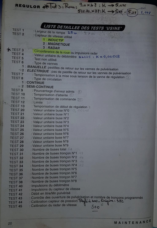 Recherche notice regulor 4 20200319