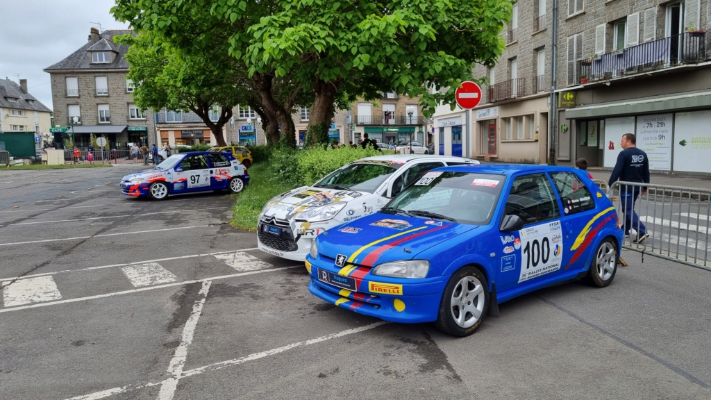 Mes rallyes - Page 8 20210618