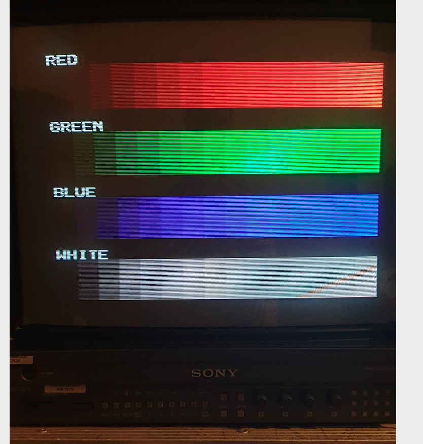 Slot MVS Consolisé - Problème couleur...voile jaune Tests_10