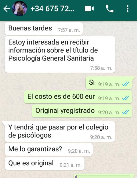 María Mercedes Mingoranze Alberola estafadora de titulos universitarios Img_2015