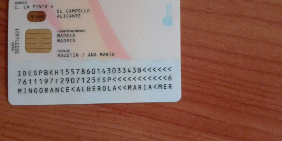 María Mercedes Mingoranze Alberola estafadora de titulos universitarios Img_2016