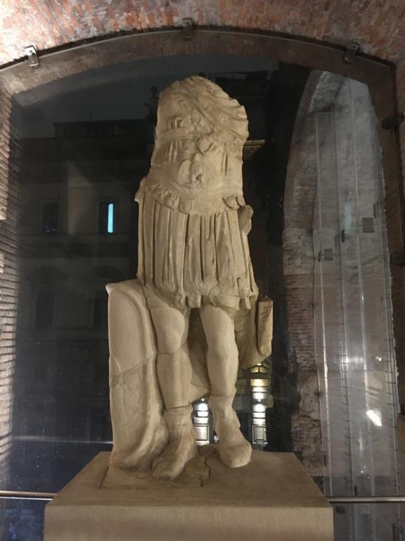 Museo de los Foros Imperiales, Mercado de Trajano, Roma 1416cc10
