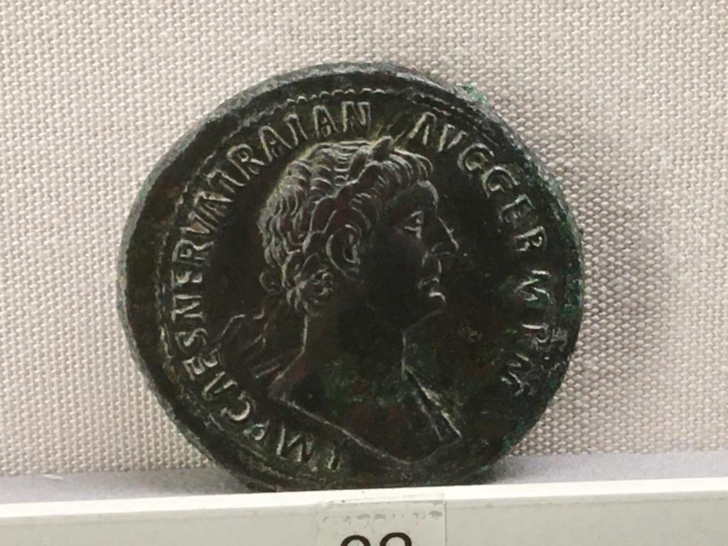 Sala numismatica Museo Nacional Romano en Palazzo Massimo (Alto Imperio), Roma 1480a210