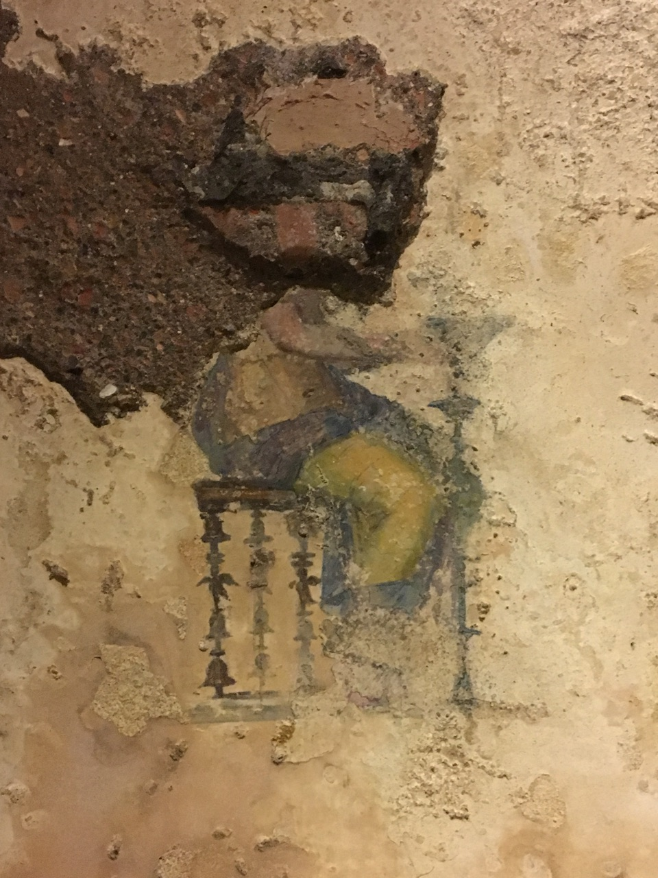 Dentro de la Pirámide Cestia, Roma 321acd11