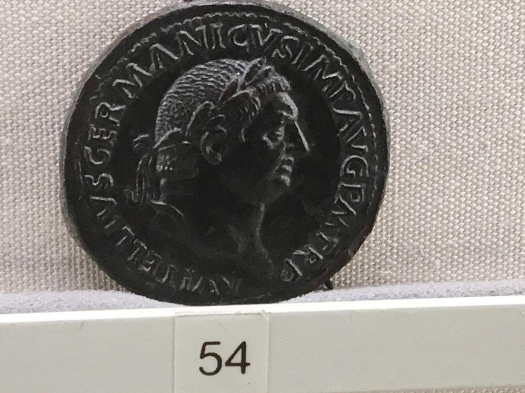 Sala numismatica Museo Nacional Romano en Palazzo Massimo (Alto Imperio), Roma 3d54a110