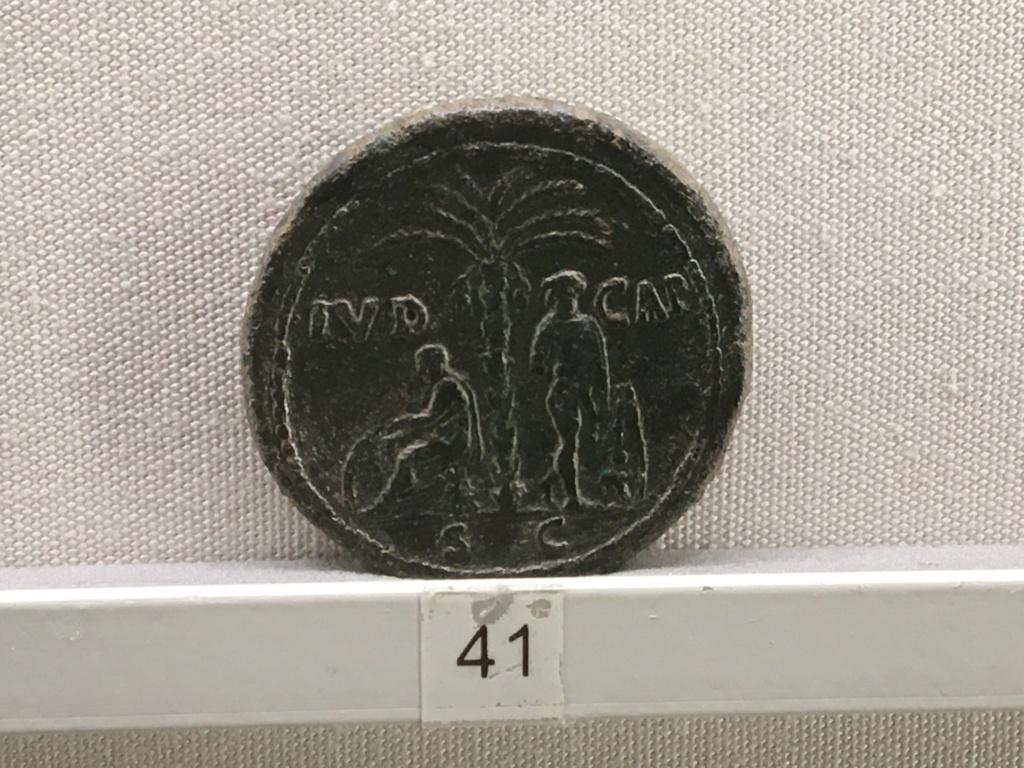 Sala numismatica Museo Nacional Romano en Palazzo Massimo (Alto Imperio), Roma 42299210