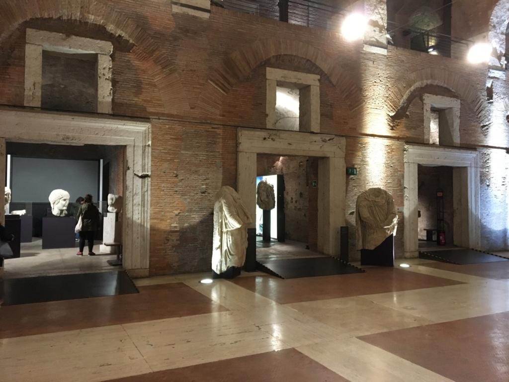 Museo de los Foros Imperiales, Mercado de Trajano, Roma 5b790b10