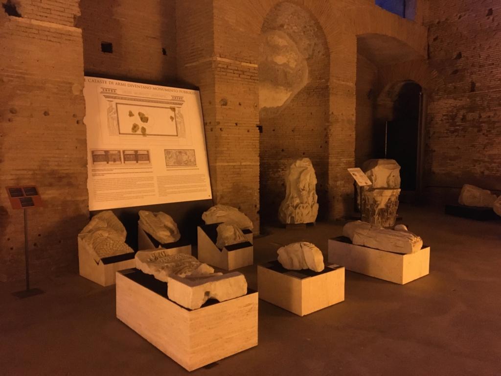 Museo de los Foros Imperiales, Mercado de Trajano, Roma 5e701110