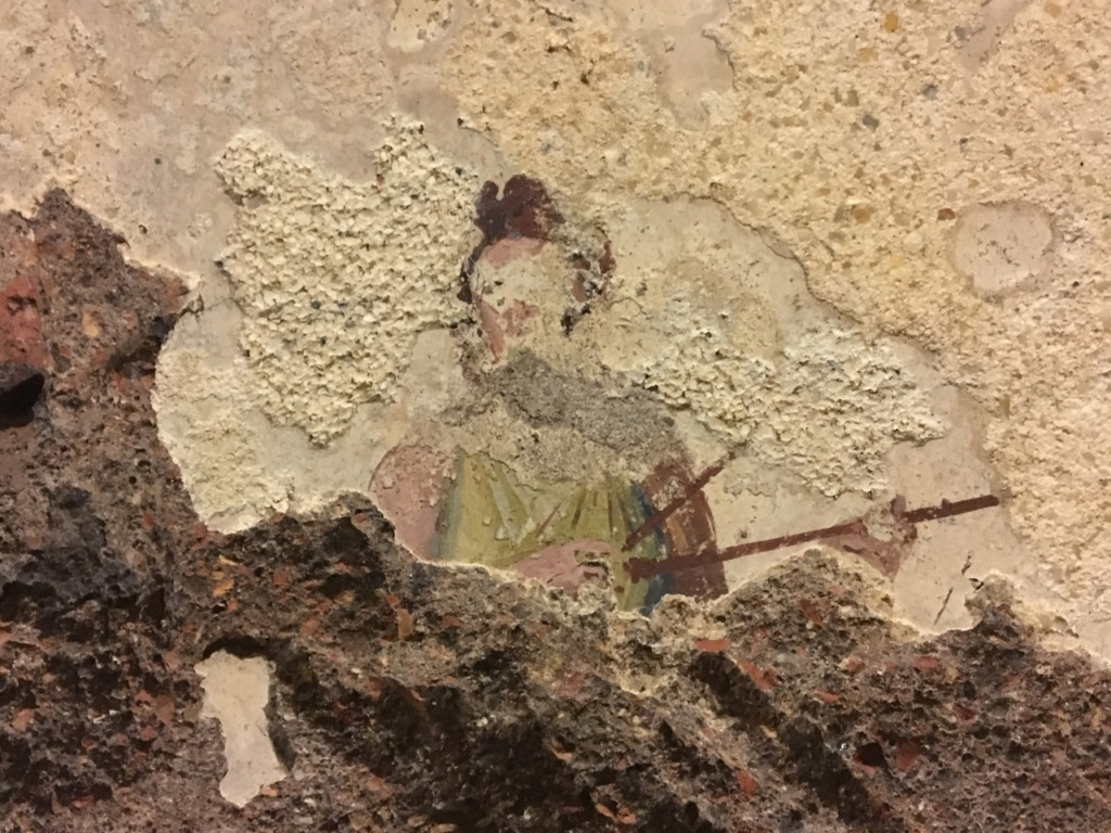Dentro de la Pirámide Cestia, Roma 760cfa11