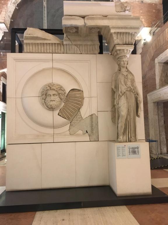 Museo de los Foros Imperiales, Mercado de Trajano, Roma 89dd9010