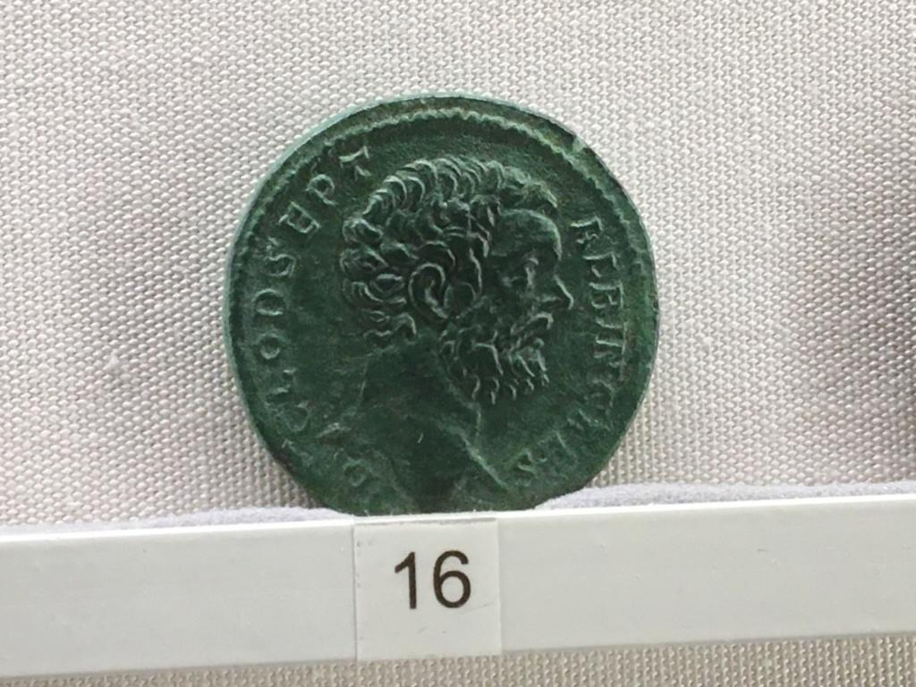 Sala numismatica Museo Nacional Romano en Palazzo Massimo (Alto Imperio), Roma 991e0e10