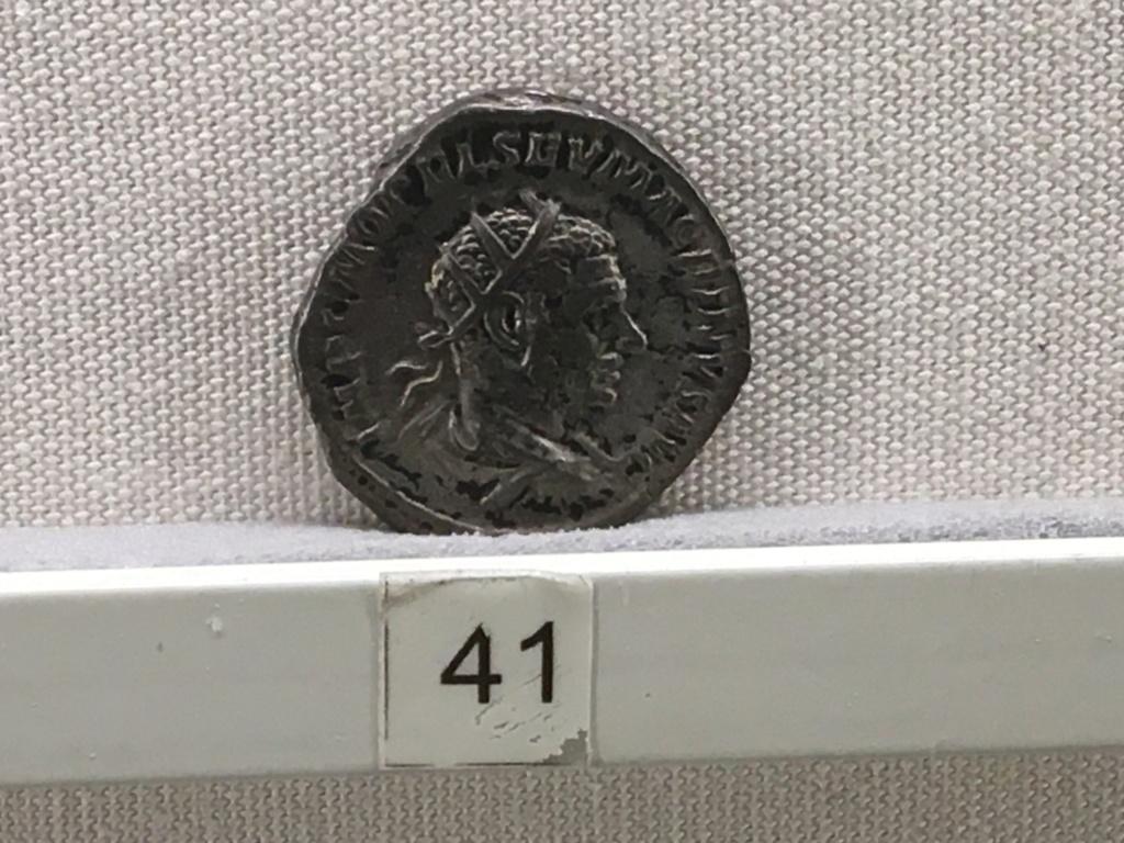 Sala numismatica Museo Nacional Romano en Palazzo Massimo (Alto Imperio), Roma A9c54a10