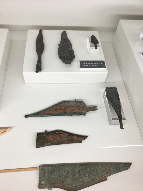 Museo de la Villa Romana de la Olmeda, Saldaña (Palencia) Armas11