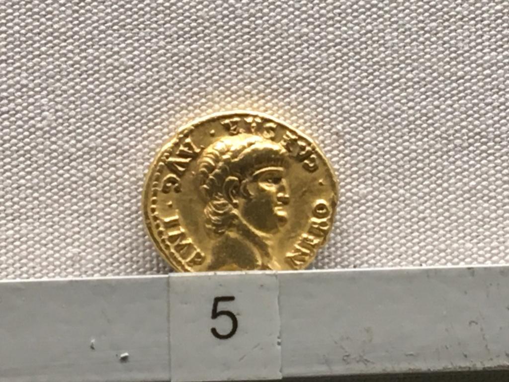 Sala numismatica Museo Nacional Romano en Palazzo Massimo (Alto Imperio), Roma B6fb1d10