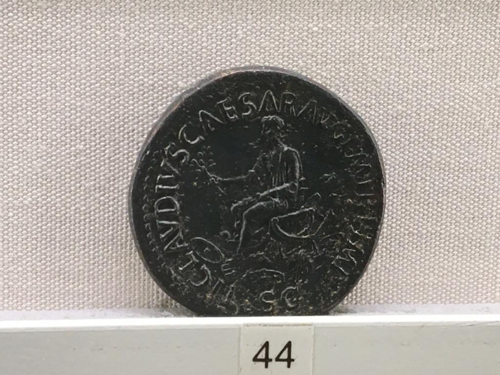 Sala numismatica Museo Nacional Romano en Palazzo Massimo (Alto Imperio), Roma B70c5310