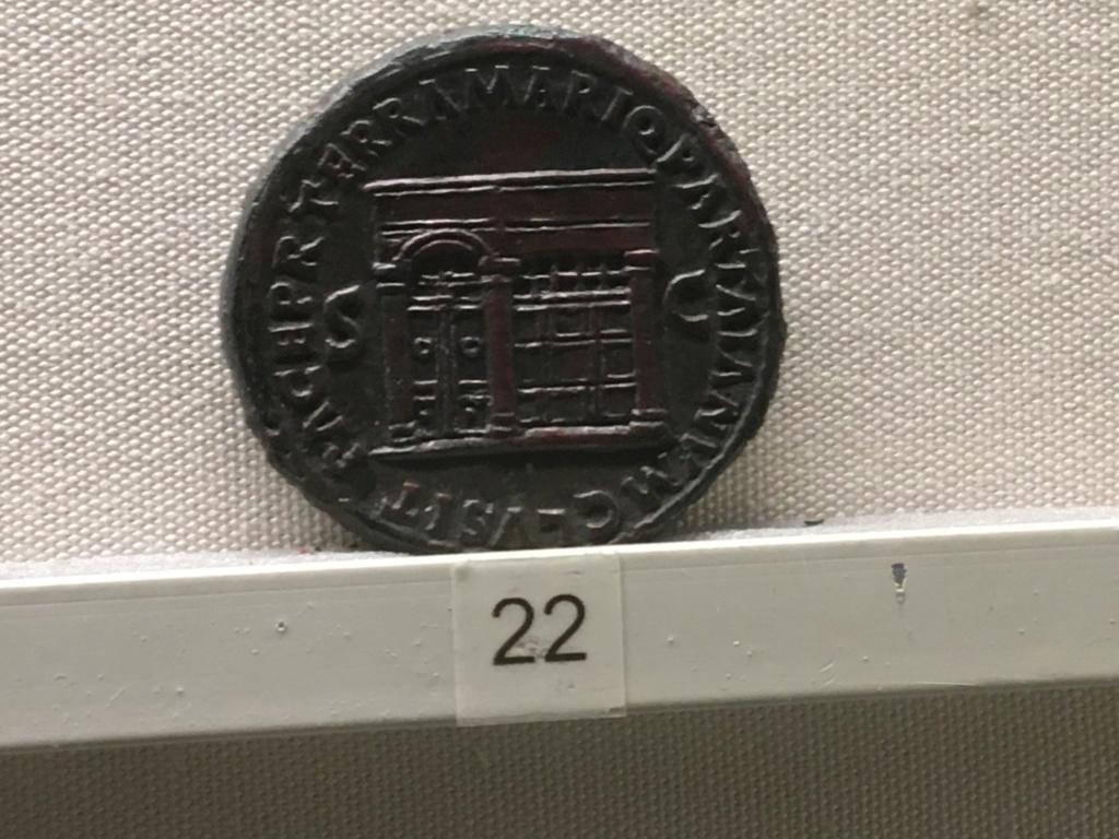 Sala numismatica Museo Nacional Romano en Palazzo Massimo (Alto Imperio), Roma B7c4a310