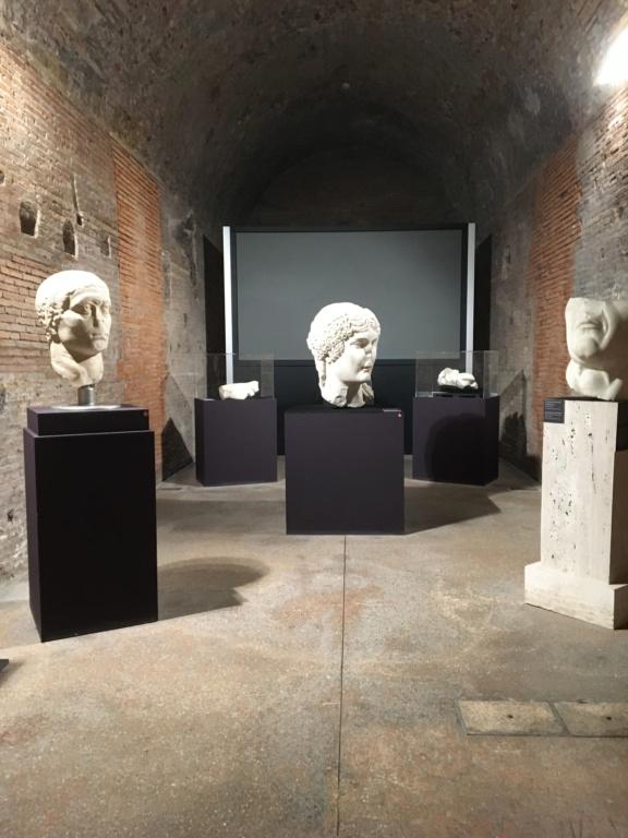 Museo de los Foros Imperiales, Mercado de Trajano, Roma Bb876310