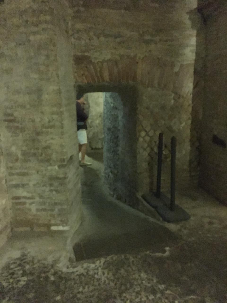 Las casas romanas del Celio, Roma Bodega10