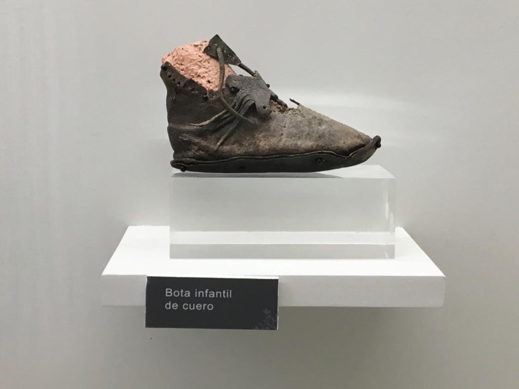 Museo de la Villa Romana de la Olmeda, Saldaña (Palencia) Bota10