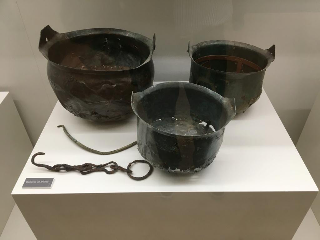 Museo de la Villa Romana de la Olmeda, Saldaña (Palencia) Calder11