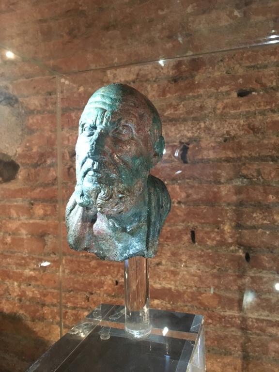 Museo de los Foros Imperiales, Mercado de Trajano, Roma Cb3ecd10