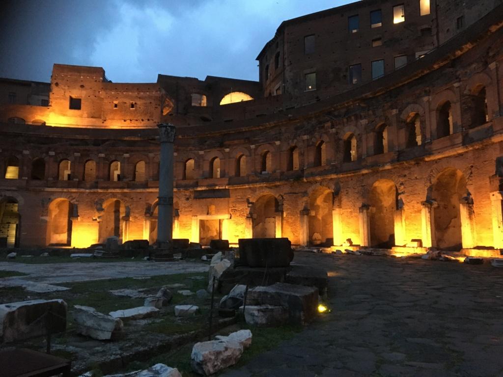 Museo de los Foros Imperiales, Mercado de Trajano, Roma Ced6ac10